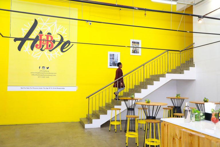 100 Juta Street, Braamfontein. The Hive Network, formally known as The J&B Hive
