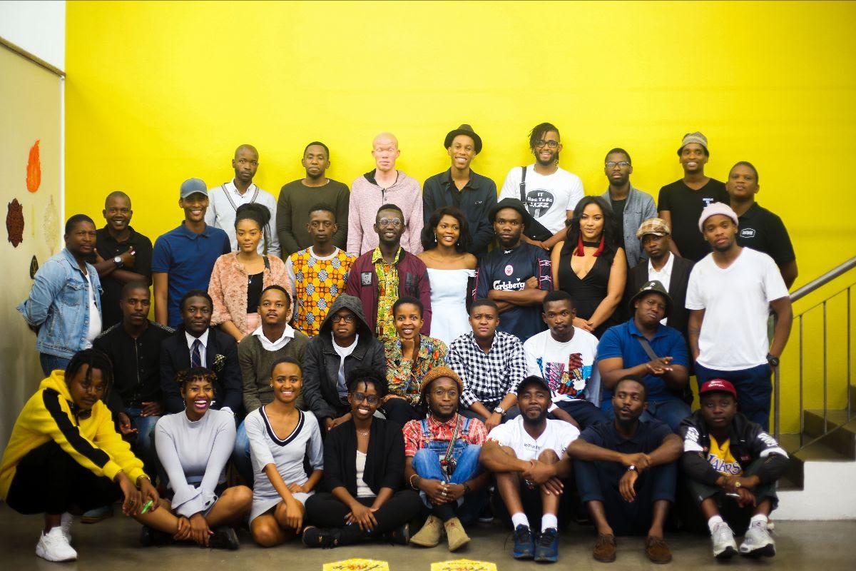 Creative Entrepreneurs in Johannesburg, South Africa